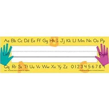Eureka® pre-school - 1st Grades Name Plate, Teacher'S Tool