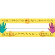Eureka® pre-school - 1st Grades Name Plate, Teacher'S Tool