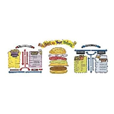 Eureka® Bulletin Board Set, Beef Up Your Writing