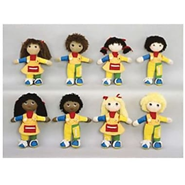 Childrens Factory® Learn To Dress Hispanic Boy Doll, 15in.