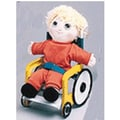 Childrens Factory® Wheelchair For Special Needs, 11 1/2in.