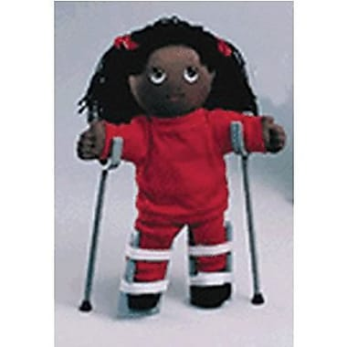 Childrens Factory® Leg Braces Pair For Special Needs, 1 1/8in.