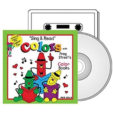 Frog Street® The in.Sing and Readin. Colors CD