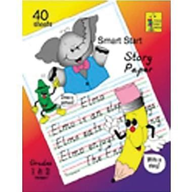 Frog Street® Smart Start Story Tablet Paper, Grades 1st - 2nd