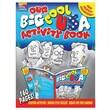 Gallopade® The Big Cool USA Activity Book