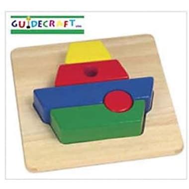 Guidecraft® Primary Puzzle, Boat