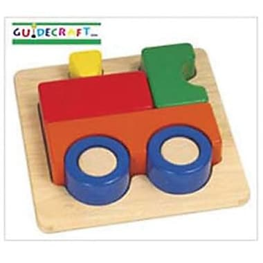Guidecraft® Primary Puzzle, Train