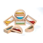 Guidecraft® Rainbow Blocks, Shimmering Water
