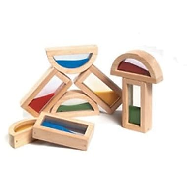 Guidecraft® Rainbow Blocks, Sand