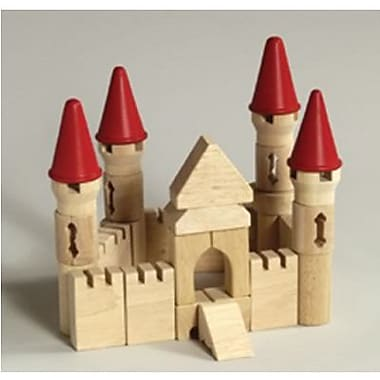Guidecraft® Tabletop Block, Castle