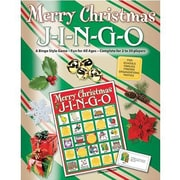 Gary Grimm & Associates® Merry Christmas Jingo Game, Grades Kindergarten - 7th