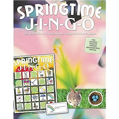 Gary Grimm & Associates® SpringTime Jingo Game, Grades Kindergarten - 7th