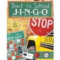 Gary Grimm & Associates® Back To School Jingo Game, Grades Kindergarten - 3rd