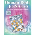 Gary Grimm & Associates® Bingo Game, Human Body Jingo
