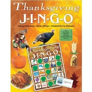 Gary Grimm & Associates® Thanksgiving Jingo Game, Grades Kindergarten - 7th