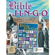 Gary Grimm & Associates® Bible Jingo Game, Grades Kindergarten - 7th