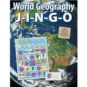 Gary Grimm & Associates® World Geography Jingo Game, 4 - 12