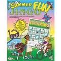 Gary Grimm & Associates® Summer Fun Jingo Game, Grades Kindergarten - 7th