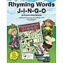 Gary Grimm & Associates® Rhyming Words Jingo Game,