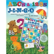 Gary Grimm & Associates® ABCs and 123s Jingo Game, Grades Kindergarten - 3rd