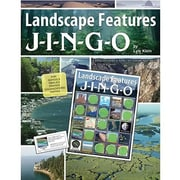 Gary Grimm & Associates® L&scape Features Jingo Game, Grades 4th - 12th