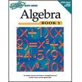 Garlic Press Large Edition Straight Forward Math Algebra Book 1