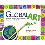 GRYPHON Paperback Global Art Book By Mary Ann