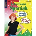 Hayes Let's Learn Spanish Workbook, Grades 4th