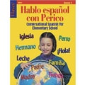 Hayes Conversational Spanish Workbook, Grades 3rd - 5th