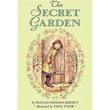 Harper Collins The Secret Garden Book By Frances Hodgson Burnett, Grades 4th - 7th