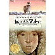 Harper Collins Julie of The Wolves Book By Jean Craighead George, Grades 7th - 12th
