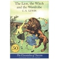 Harper Collins The Lion, The Witch and The Wardrobe Book By C.S.Lewis, Grades Pre School - 3rd