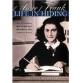 Harper Collins Anne Frank Life In Hiding Book By Johanna Hurwitz, Grades 4th - 7th