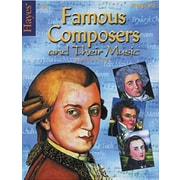 Hayes® Famous Composers and Their Music Book