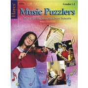 Hayes® Music Puzzlers Book, Level 1