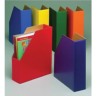 Edupress® Magazine Files, Assorted, 6/Pack