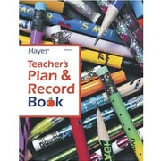 Hayes® Teacher's Plan and Record Book