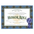 Hayes® Blue Border Honor Roll Certificate, 8 1/2in. x 11in., 30/Pack