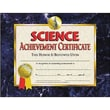 Hayes® Science Achievement Certificate, 8 1/2in.(L) x 11in.(W), Inkjet Printer