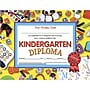 Hayes® Kindergarten Diploma Certificate With Red Ribbon, 8