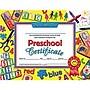 Hayes® pre-school Certificate, 8 1/2(L) x 11(W), Laser