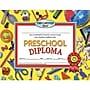 Hayes® pre-school Diploma Certificate, 8 1/2(L) x 11(W),