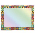 Hayes® 8 1/2in. x 11in. Certificate, Multi Colored Border