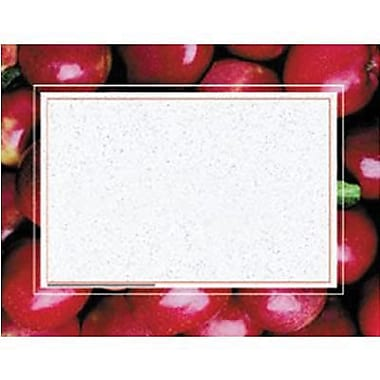 Hayes® 8 1/2in. x 11in. Certificate, Apple Border