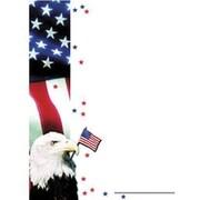 "Hayes® 11"" x 8 1/2"" Certificate, Patriotic Border"