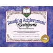 Hayes® Red Border Reading Achievement Certificate, 8 1/2in.(L) x 11in.(W)