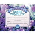 Hayes® Blue Border Good Conduct Award Certificate, 8 1/2in.(L) x 11in.(W)