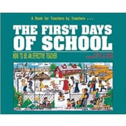 Harry K. Wong Publications The First Days of School Book By Harry K. Wong and Rosemary T. Wong