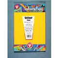 Hygloss® 10in. x 8 1/2in. Velour Speciality Paper, Assorted Colors