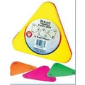 Hygloss® Triangle Cards, Grades Infant - Toddler